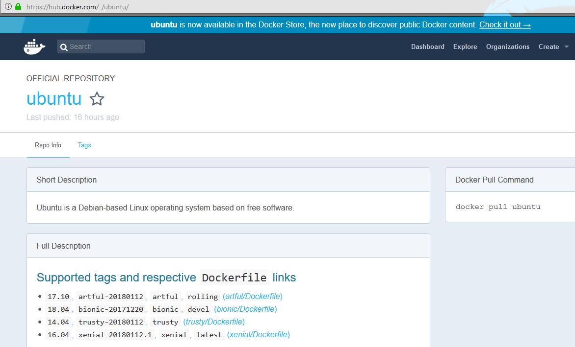 Images Ubuntu — Tutoriel Docker 20 20 20T202020.20+2020 ...